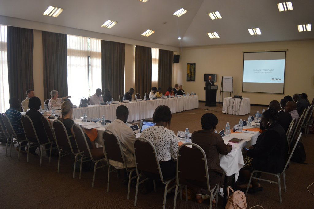 Child Protection Workshop in Uganda